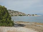 Peristeria on the southeast coast of Salamina, Greece