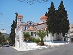 St. Nicholas church in Koulouri, Greece
