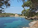 Beach at Batsi, Greece