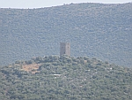 A Frankish tower in the south of Evia, Greece