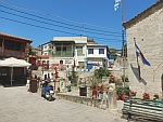 Afytos is a town on the east coast of the Kassandra peninsula, Greece