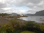 The coast at Plockton, Scotland