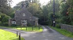 Gatelodge at Heriot, Scottish Borders, Scotland