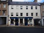 The Brown Sugar Cafe in Jedburgh, Scotland