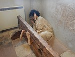 Punishments at Jedburgh Castle Jail, Scotland