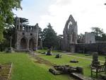 Ruins of Dryburgh Abbey, Scotland