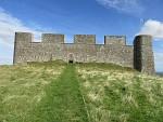 Hume Castle, Scottish Borders, Scotland