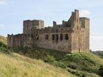 Chrichton castle, Midlothian, Scotland