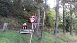 Access to Ettrickbridge, Scotland