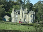 Country house near Leitholm