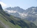 Through the Silvretta Pass, Austria