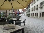 Terraces in Wangen, Germany