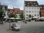 Meersburg City Center, Germany