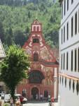 Church in Füssen, Germany