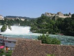 Schaffhausen waterfalls, Switzerland