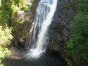 Divach waterfall