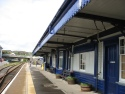 Kyle of Lochalsh train station