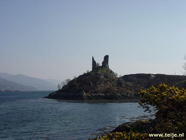 Moil Castle, Casteal Moal